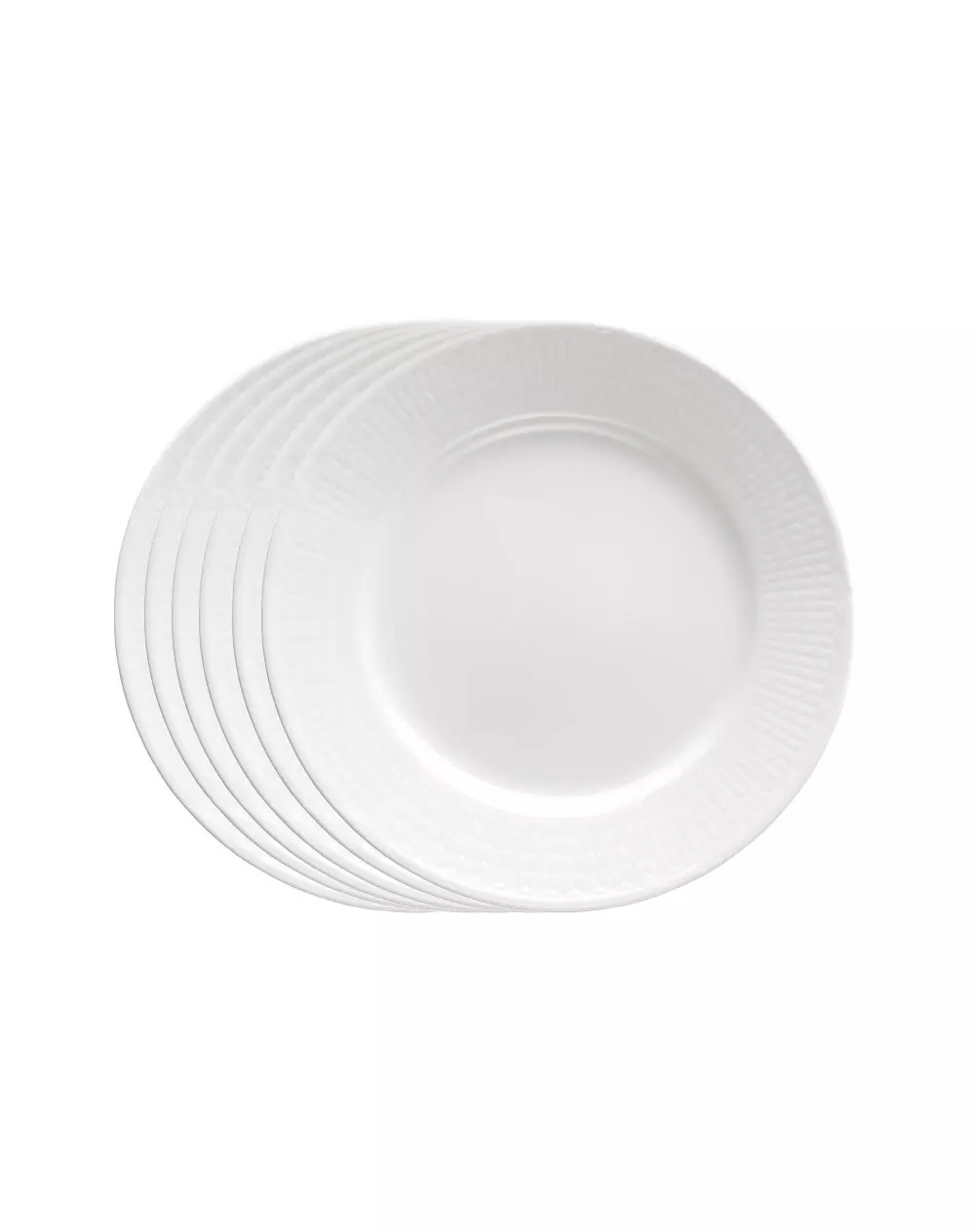 Swedish grace assiette 6-pack