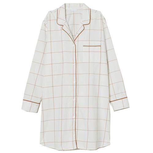 Pyjamasskjorta, H&M