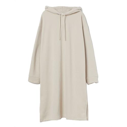 Hoodie-klänning, H&M