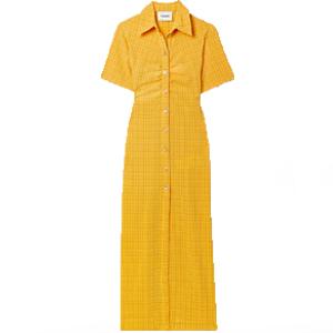 Skjortklänning, Nanushka