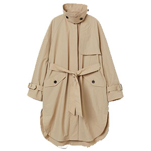 Trenchcoat, H&M