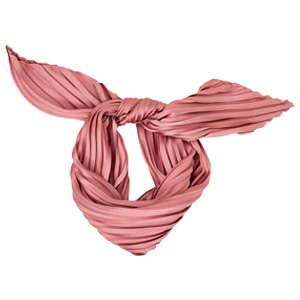 Stor rosa scarf