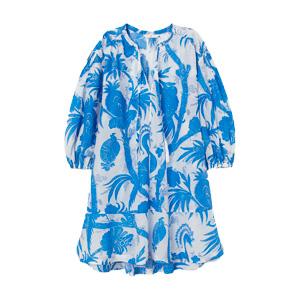 Blå tunika