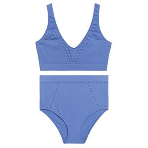 Blå bikini, Arket