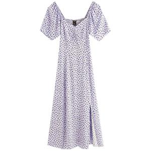 Prickig klänning, Lindex