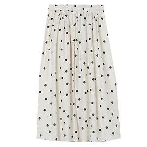 Prickig kjol, H&M